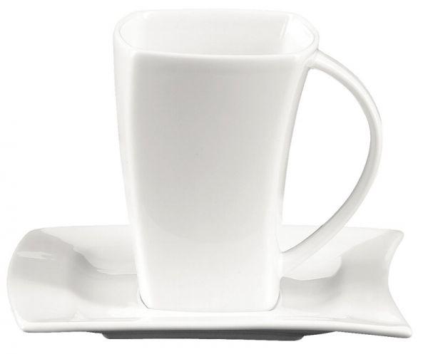 Tasse mit Untertasse ROMANZE