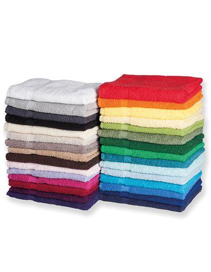 Luxus Badetuch 100% Baumwolle 70 cm x 130 cm 50 Stück
