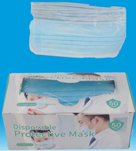 Gesichtsmaske für Mund und Nase