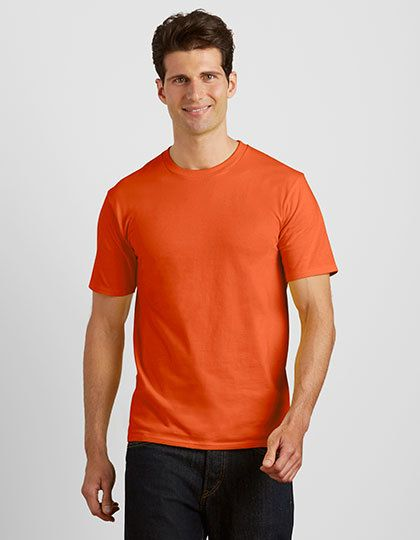 Mediatrix Gildan Herren Premium Baumwoll T-Shirt