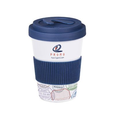 Porzellanbecher KAFFEE TO GO 2