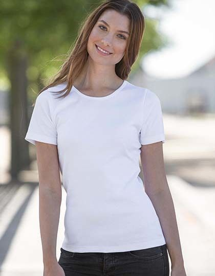 Ladies` Interlock T-Shirt