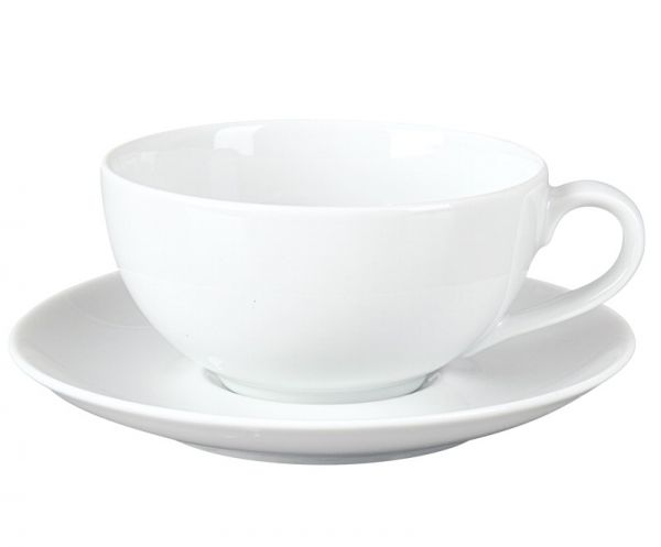Tasse mit Untertasse OLE 220