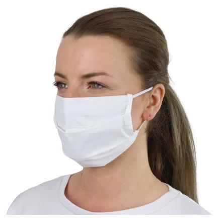 Wiederverwendbare Mund-Nasen-Schutzmaske mit Druck ab 100 Stück