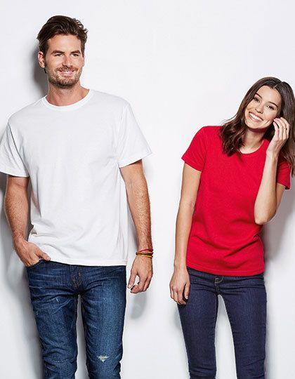 Mediatrix Stedman Damen Komfort T-Shirt