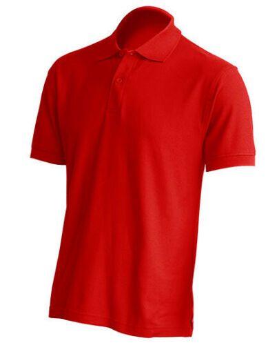 10 Heavy Poloshirts mit Bestickung